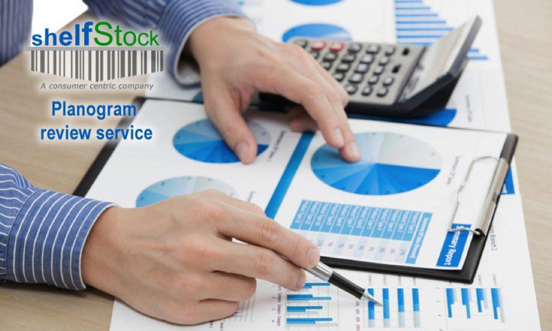 Shelfstock planogram review service